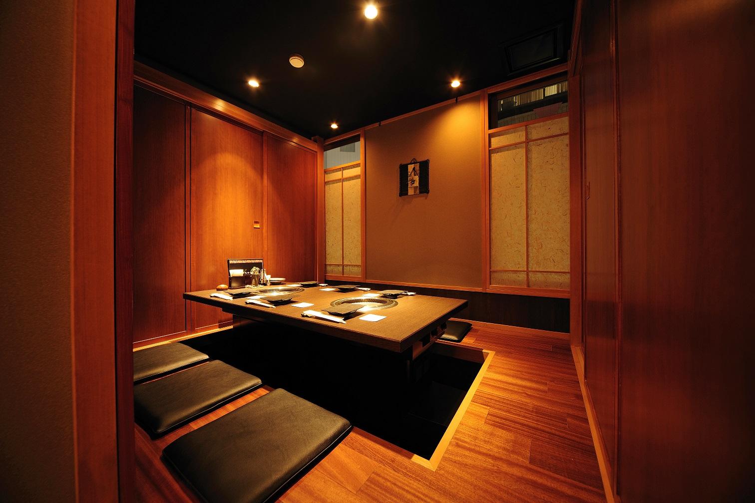 横浜 焼肉 個室