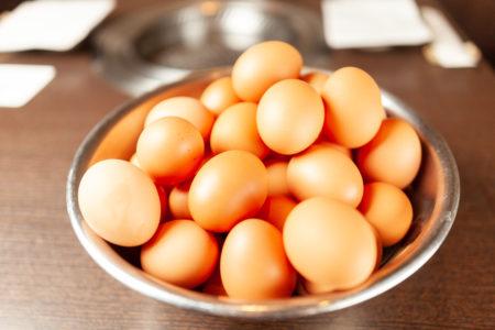 【幸庵横浜関内店】使用している卵が高品質になりました。
